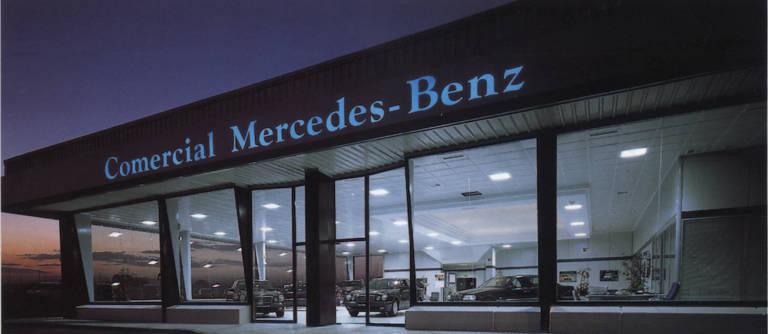 Concecionarios Mercedes 1