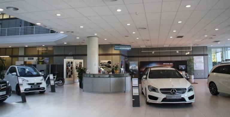 Concecionarios Mercedes 2