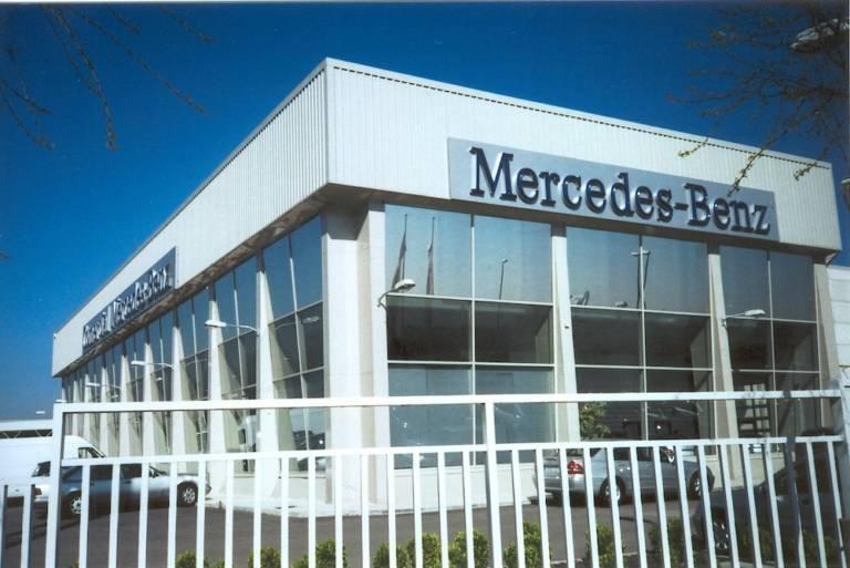 Concecionarios Mercedes 9