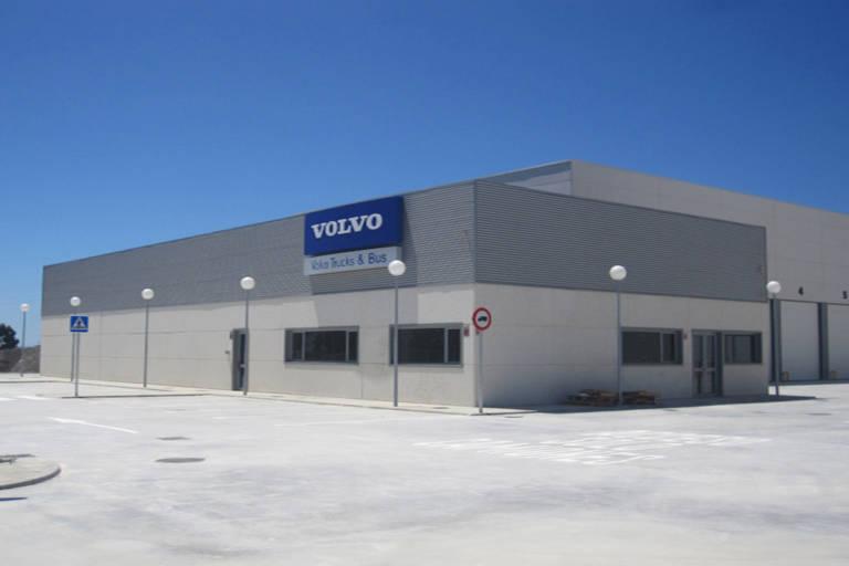 Concecionarios Volvo 1