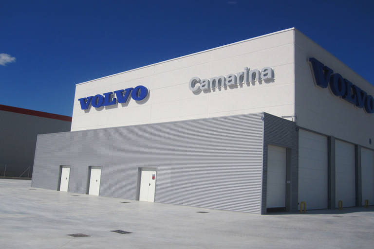 Concecionarios Volvo 2