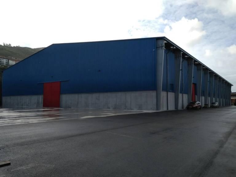 Edificacion Industrial Txeguru 2